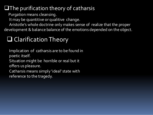 catharsis psychology