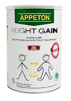 Appeton Weight Gain Child 450 gr