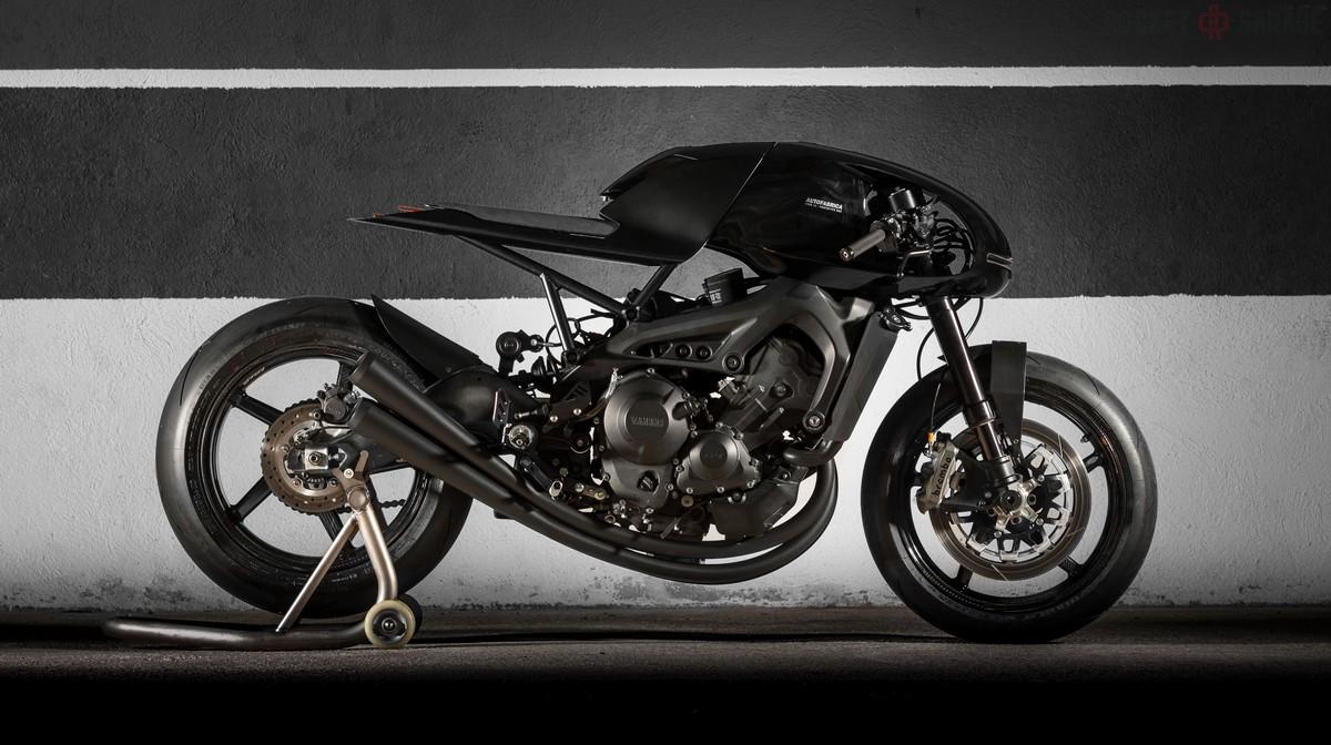 Cafe Racer Motorcycle Builders Uk