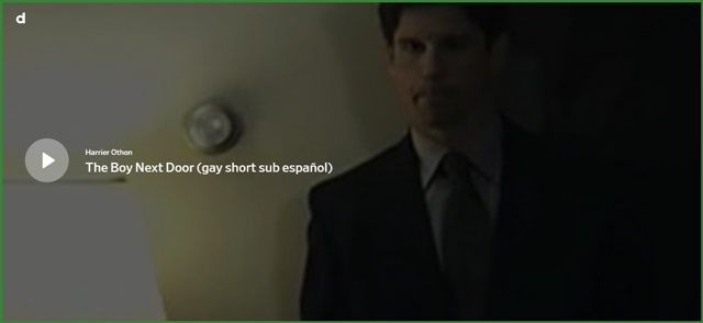 CLIC PARA VER VIDEO The Boy Next Door - Corto - sub español - EEUU - 2010