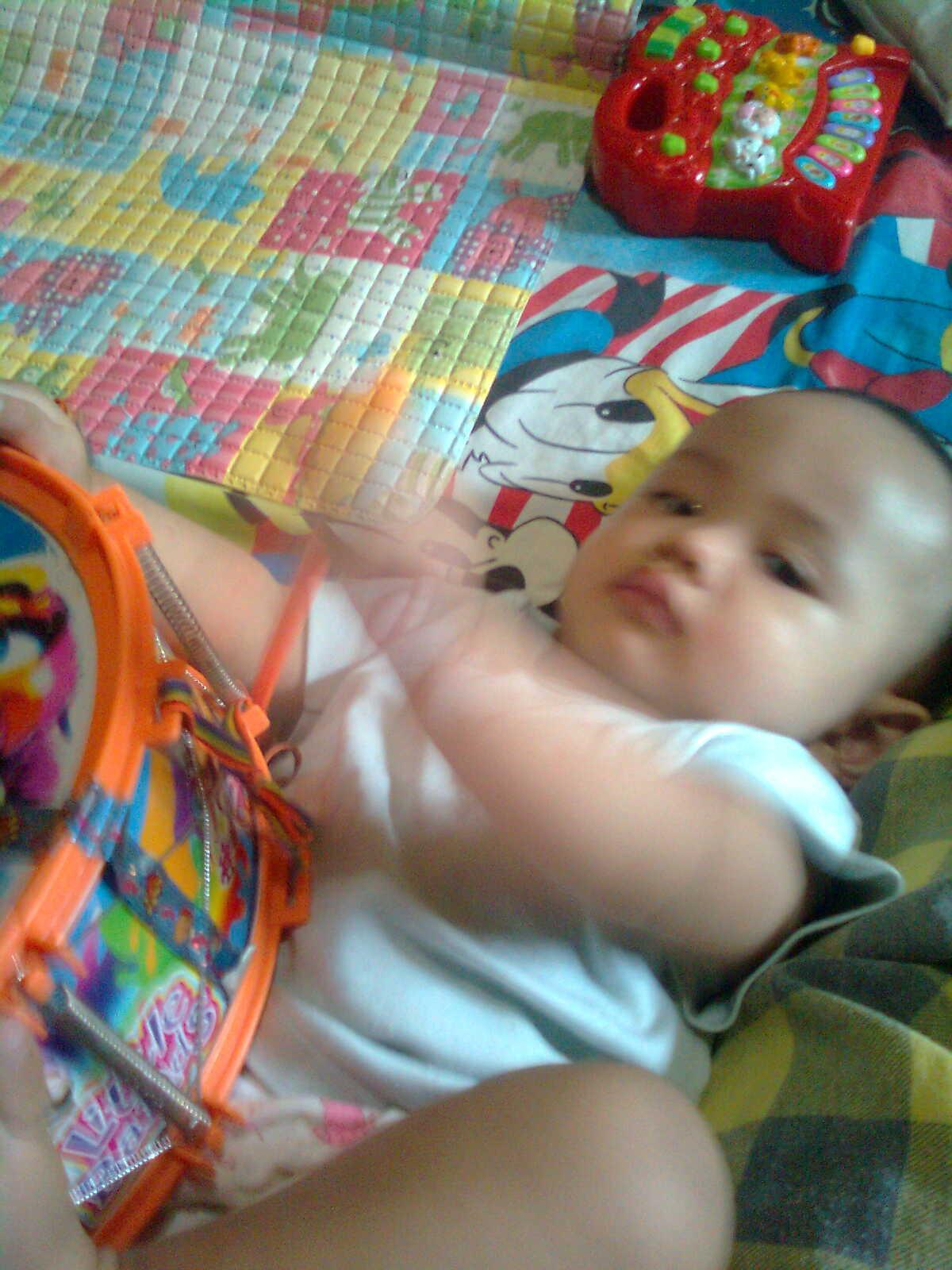 Catatan Kecil Emak Januari 2012