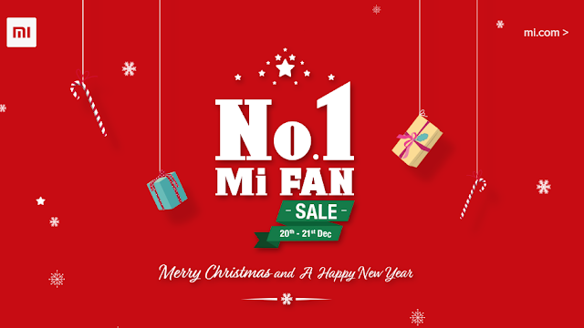 Xiaomi No.1 Mi Fan Sale: discounts on phones, Re. 1 flash sale and more 1