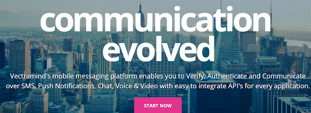 """ vectramind is among Middle East and Dubai biggest SMS aggregator"""