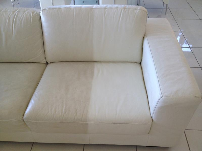 Lifehack How To Clean Leather Sofa And