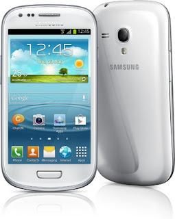 Flash Samsung Galaxy S III Mini NFC GT-i8190T Via Odin - Mengatasi Bootloop