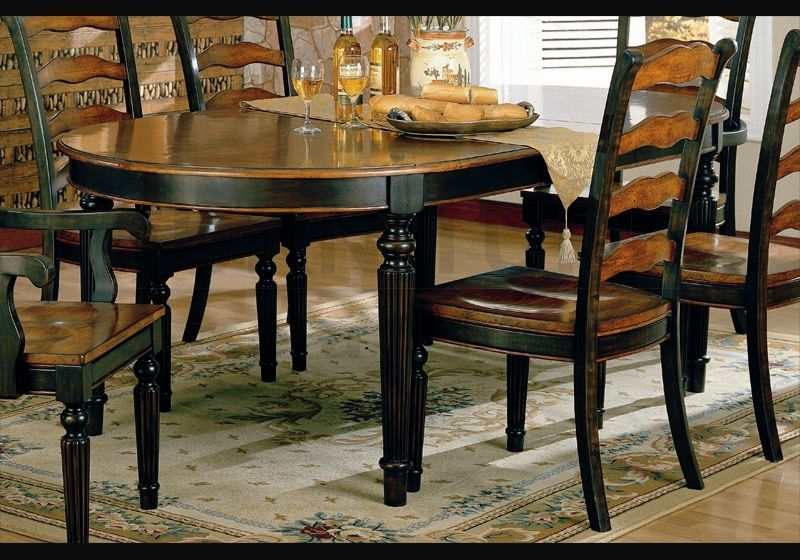 Distressed Kitchen Table | Kitchen Ideas