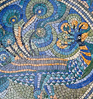 Mosaico, Francisco Acuyo, Ancile