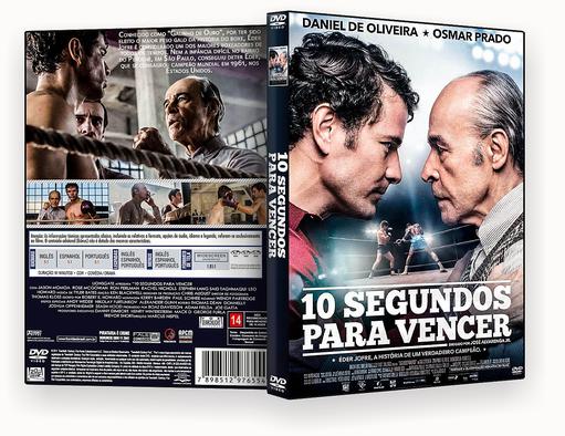CAPA DVD – 10 Segundos Para Vencer DVD-R