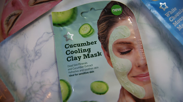 Superdrug Cucumber Cooling Clay Mask
