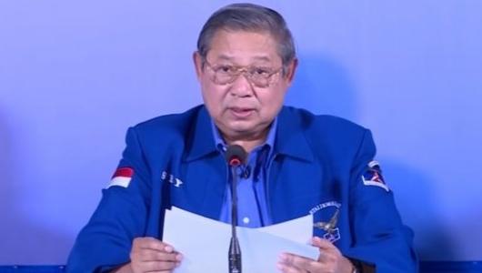 SBY: Selamat Jokowi-Ma'ruf Amin, Saya Dukung Penuh