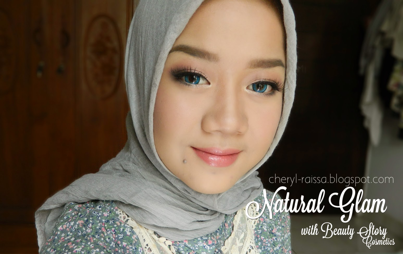 Review Beauty Story Cosmetic Product Evening Makeup Tutorial