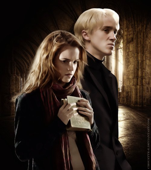 Dramione Loveteam Draco And Hermione Loveteam-6326