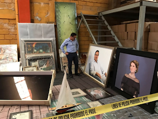 Aseguran bodega con bienes de Javier Duarte de Ochoa en Cordoba Veracruz