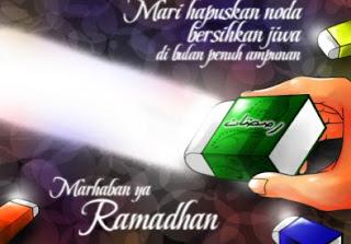 Gambar Menyambut Bulan suci ramadhan