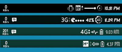 Tutorial Mengganti Icon Sinyal, Batterai, Wifi, Vibrate, Airplane, Network pada Asus Zenfone 5 Lollipop