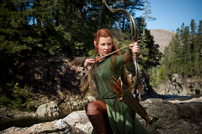 Evengeline Lily, Tauriel