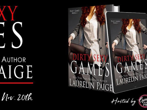 Dirty Sexy Games by Laurelin Paige | Review + Excerpt