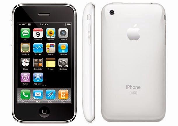 Harga Apple Iphone 3GS 8GB Terbaru