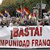 Contra impunidad franquista, por Alberto Garzón y Esther López