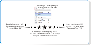 Cara Membuat Label dan Ornamen Vector