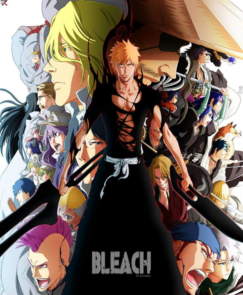 Bleach no April Fool's Day
