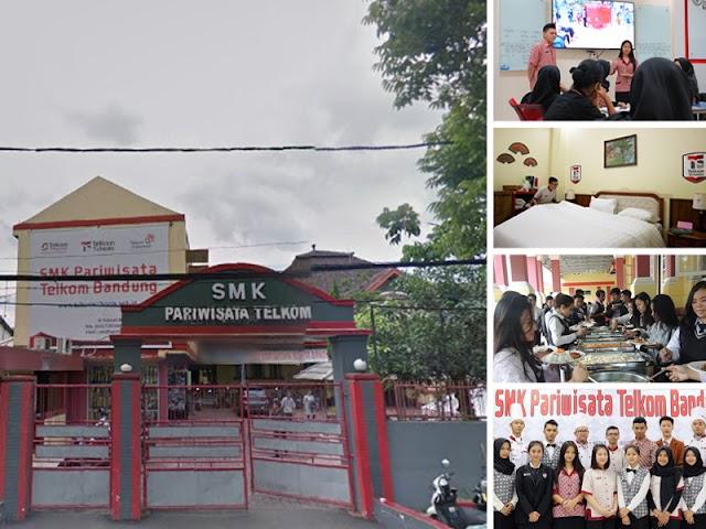 SMK Pariwisata Telkom Bandung, Mencetak SDM Ahli Bidang Wisata