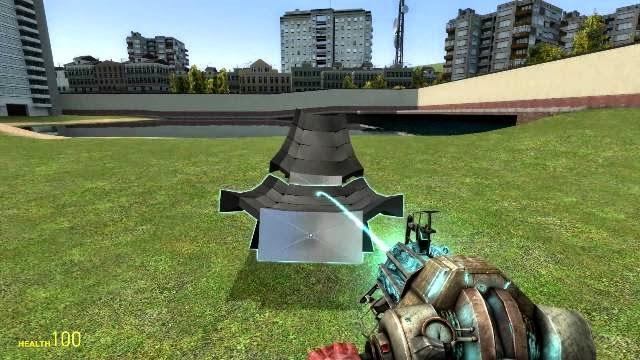 Garry's Mod PC Games Gameplay