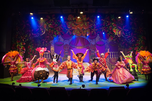 PUSS IN BOOTS @GoldReefCitySA The Purrrfect Pantomime Adventure #PIB 30June-23 July 2017