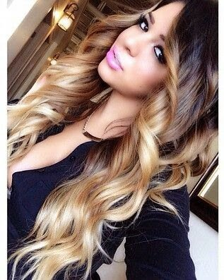 love the colour ombre hair I LOOOOOVE ITTTT BESTIIIIIIIIIIIIIEEEEEEEE}