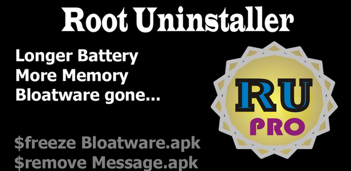 Root-Uninstaller-Pro