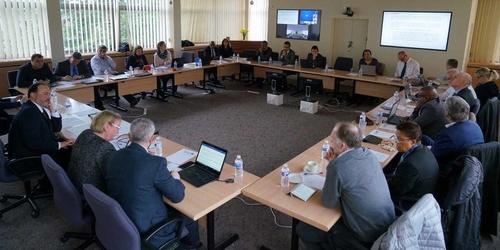 Výbor Transevropské divize