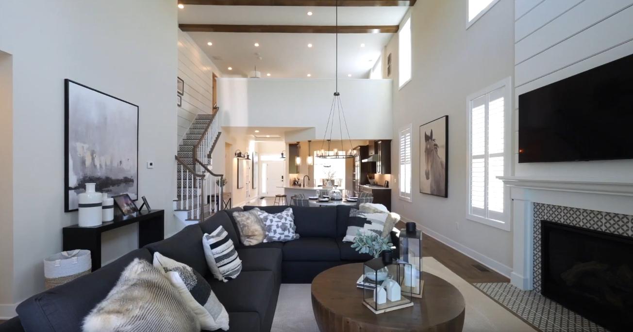 9 Photos vs. The Farmington at Regency at Glen Ellen - High End Home & Interior Design Video Tour