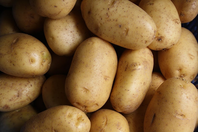 Weight Gain Naturally- Give Potatoes A Try