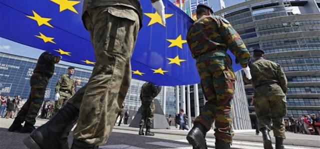 Η Γερμανία επιδιώκει μια ευρωπαϊκή αμυντική ένωση μετά το Brexit