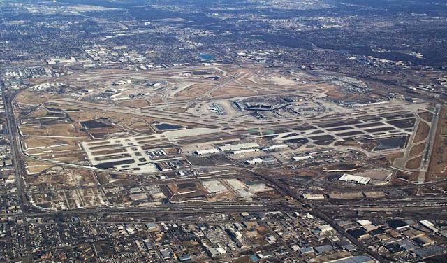 Aeroporto Internacional de Chicago – Estados Unidos