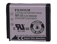 Baterai Fujifilm NP-50