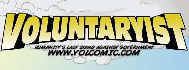 Voluntaryist Comic