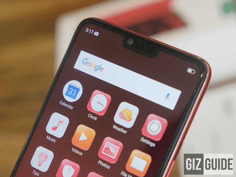 OPPO F7 Unboxing and First Impressions
