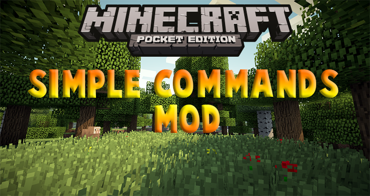 simple commands mod