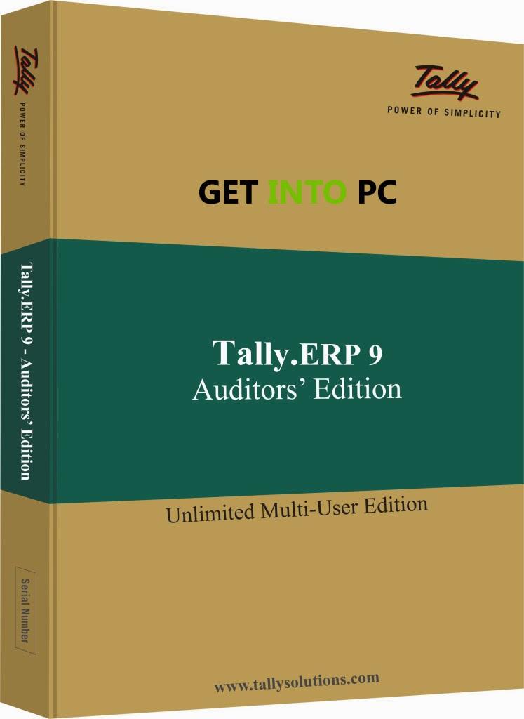 Tally ERP 2009