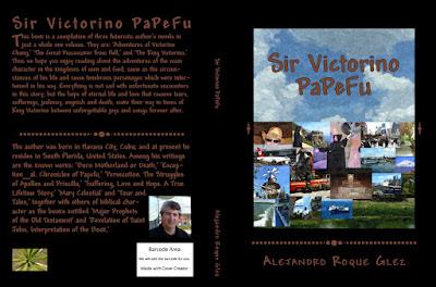 Sir Victorino PaPeFu at alejandroslibros.com