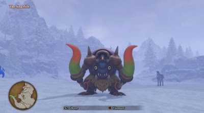 Dragon Quest 11, Rideable Mount, Face Stack