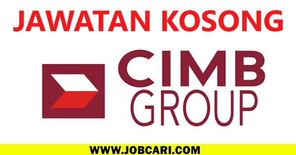 CIMB GROUP 2016 VACANCIES