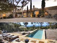 Ellen DeGeneres Montecito Home