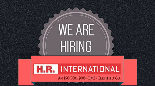 H.R. International – Placing the Indian Competence in the Overseas Market !