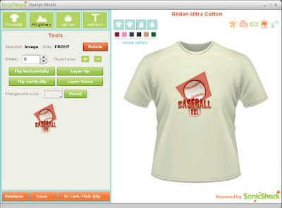Download Software Desain Baju, Kaos dan Jaket