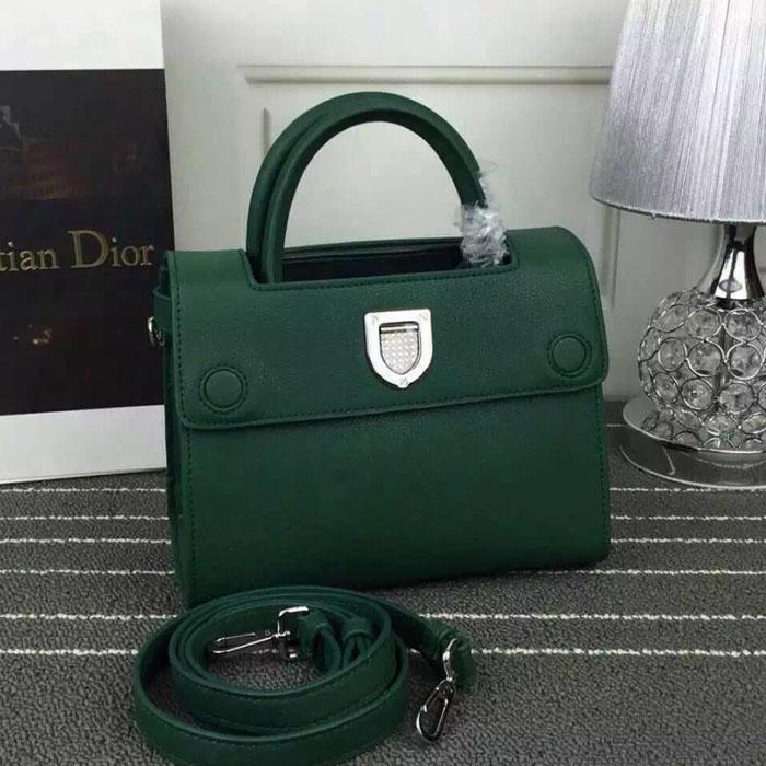 Spot New Gucci Bags Dior Mini Diorever Bag Calfskin