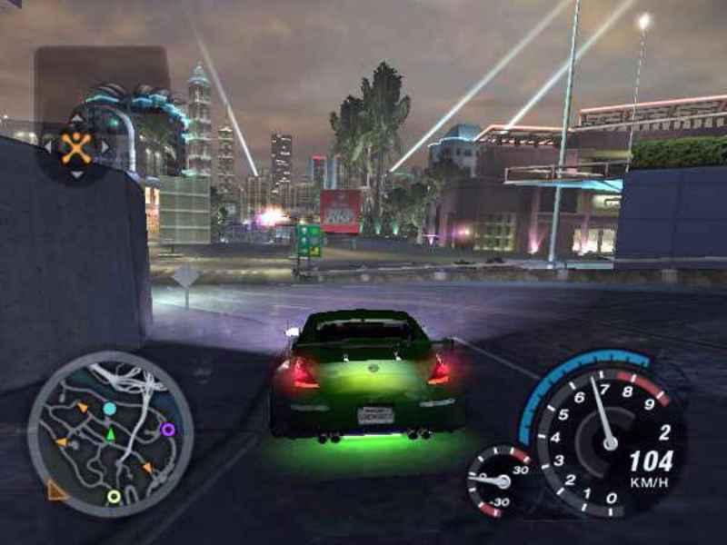 Need For Speed Underground 2 Game Download Free For PC Full