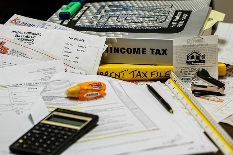 Start Now to Prevent Tax Preparation Stress Next Year: A Review