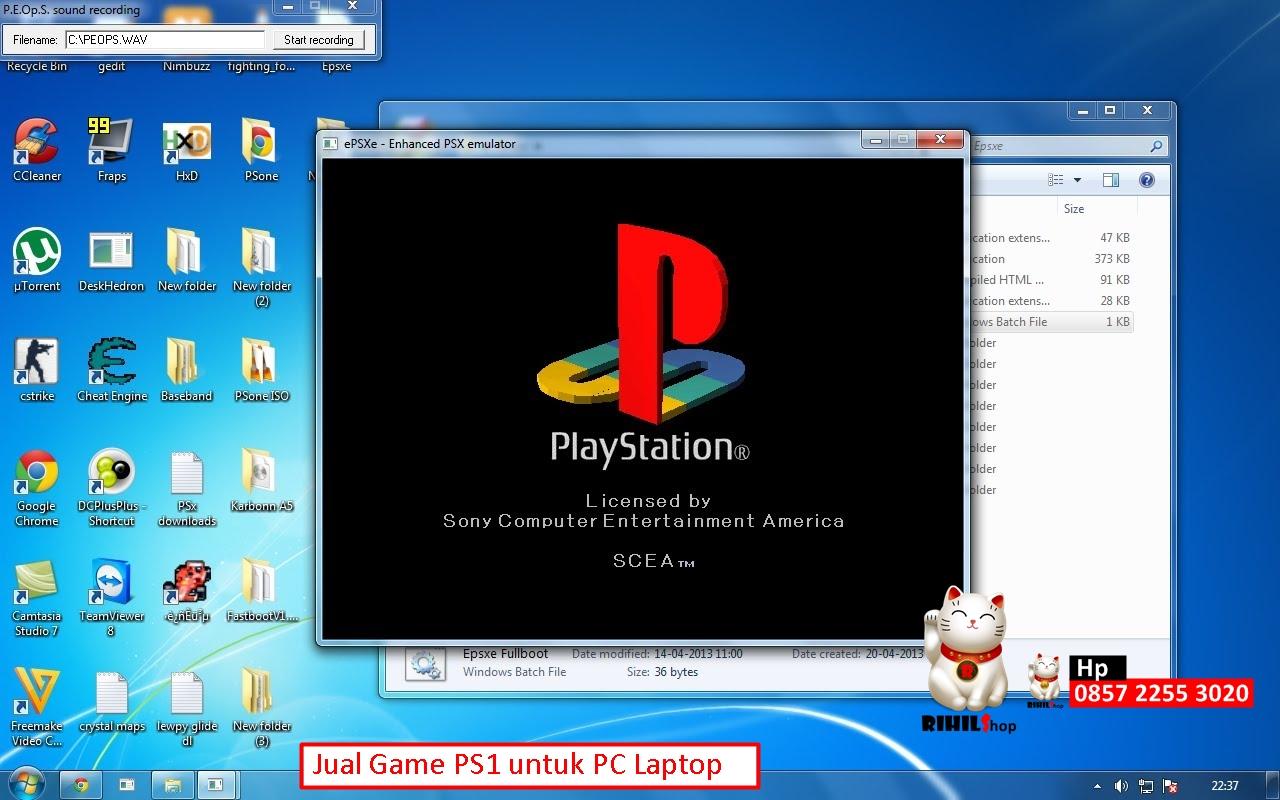 download game psx untuk pc
